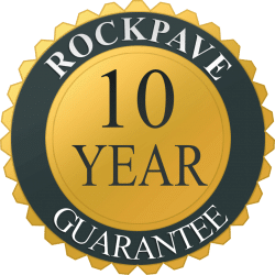 Rockpave 10 year guarantee