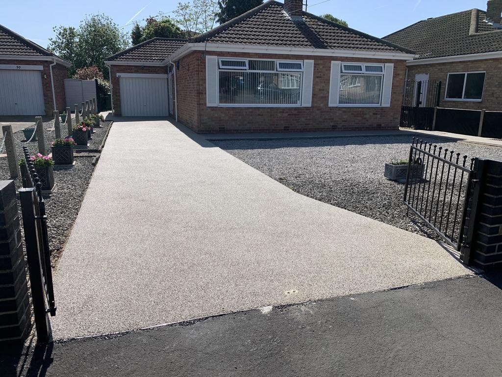 main driveway image