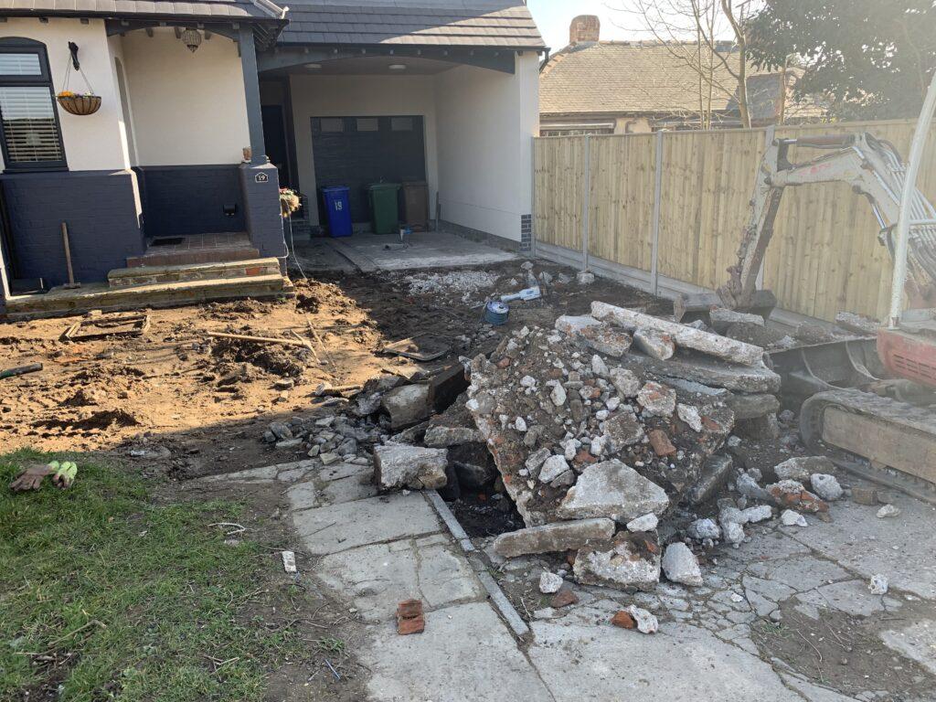 surface excavation